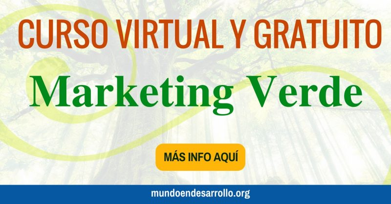 curso online sobre marketing verde