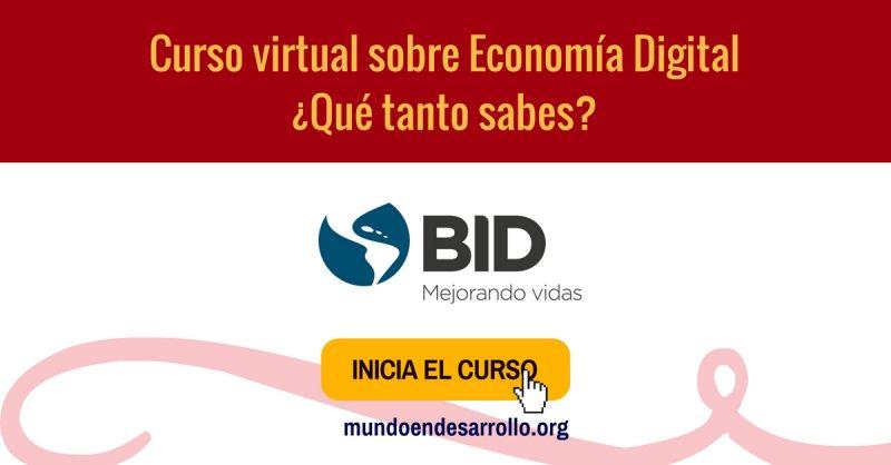 Curso virtual sobre Economía