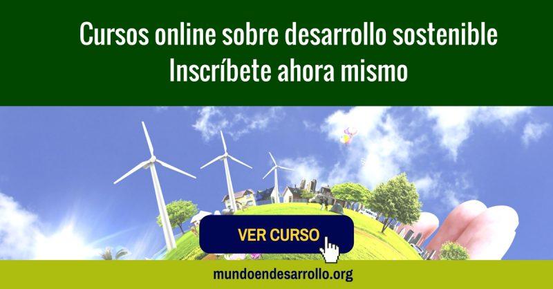 cursos online desarrollo sostenible