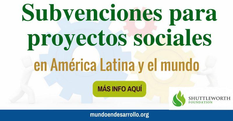 subvenciones en america latina