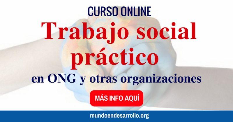 trabajo social ong