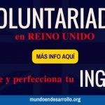 Voluntariado internacional en Reino Unido y aprende inglés