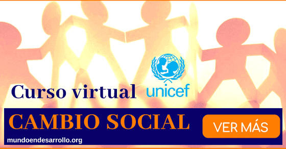Curso online gratis de UNICEF