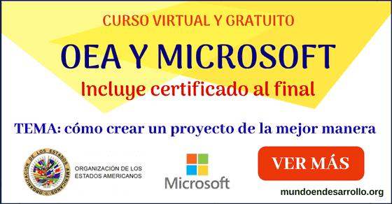 curso online microsoft