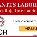 vacantes laborales cruz roja