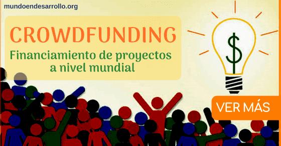 crowdfunding para proyectos