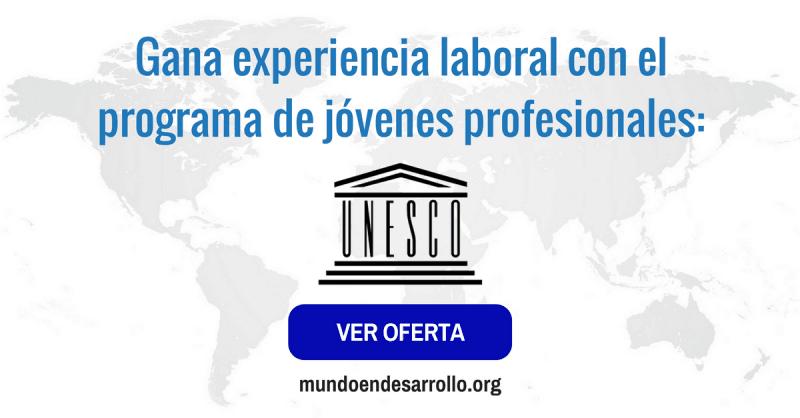 Cómo buscar trabajo en UNESCO