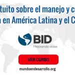 curso online sobre el manejo del agua en america latina