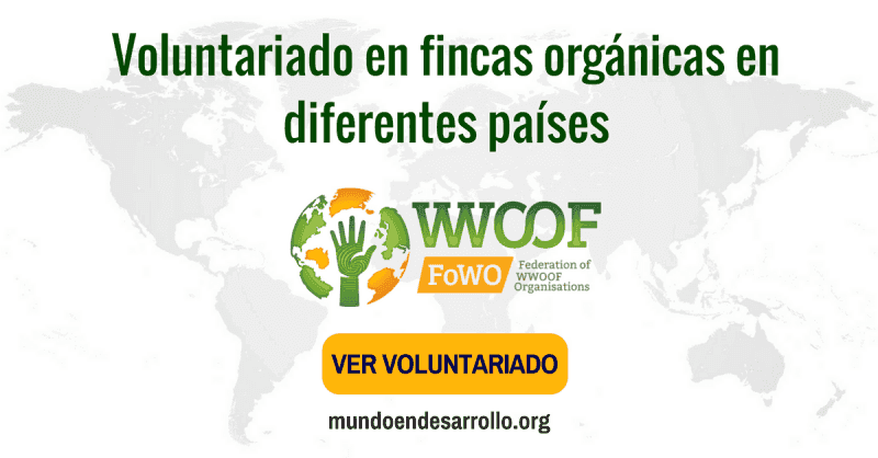 Voluntariados internacionales WWOOF