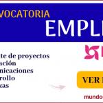 convocatorias de empleos en desarrollo