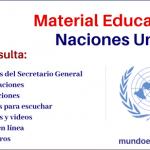 material educativo naciones unidas