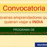 convocatoria para jovenes emprendedores
