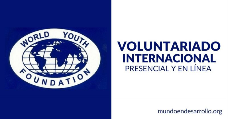 voluntariado internacional gratuito