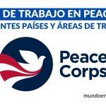 ofertas trabajo peace corps