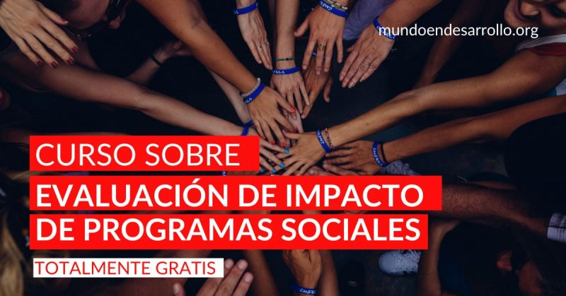 Curso en línea de evaluación de impacto de programas sociales del MIT