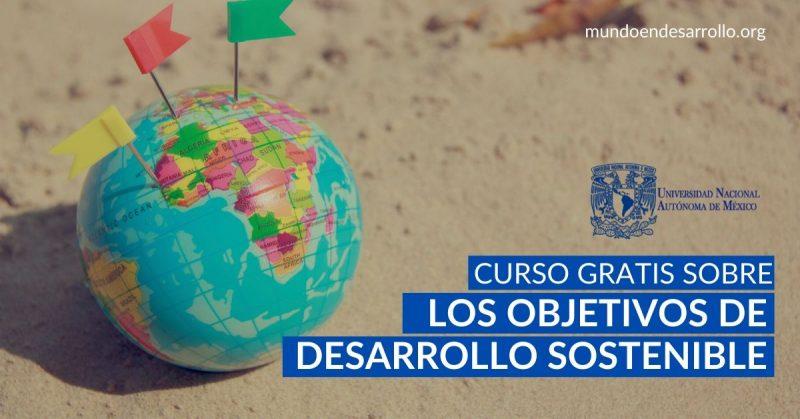 Curso introductorio de la UNAM a los Objetivos de Desarrollo Sostenible 2030